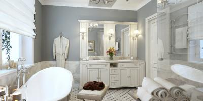 3 Tips for a Perfect Paint Job in Your Bathroom, Waterbury, Connecticut