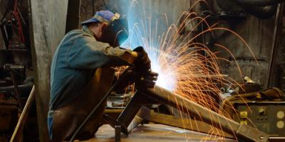 Wearing Welding Helmets & Other Tips for Improved Welding Safety, Waynesboro, Virginia