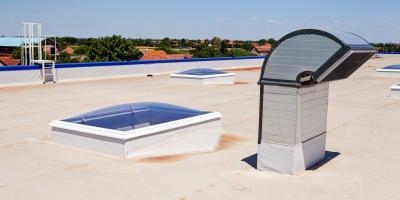 4 Benefits of Flat Roofs for Commercial Properties, Giltner, Nebraska