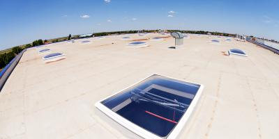 How a New Commercial Roof Will Improve Your Business, Northeast Dallas, Texas