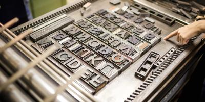 What You Should Know About Letterpress Printing, Manhattan, New York