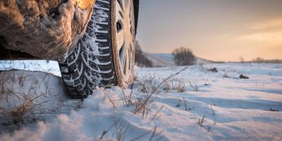Why New Tires Are Essential for Your Car's Winter Prep, Wentzville, Missouri