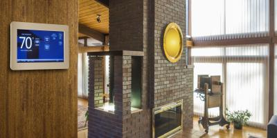 3 Advantages of Programmable Thermostats, Lexington-Fayette, Kentucky
