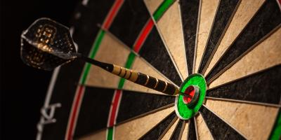 Darts: Build Your Strategy at Foley's Top Sports Bar, Foley, Alabama