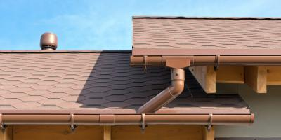 Standard vs. Seamless Roof Gutters , Waialua, Hawaii