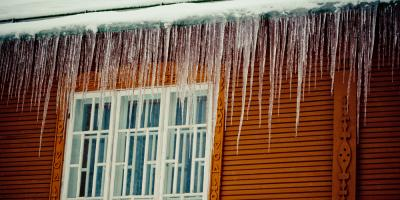 How to Get Rid of Ice Dams on Your Roof, Dayton, Ohio