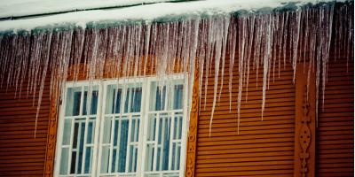What Are Ice Dams & How Can You Prevent Them?, Willimantic, Connecticut
