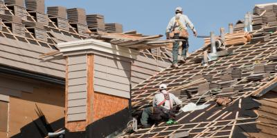 How to Know When to Call for a Roof Repair or Replacement, Clarksville, Maryland