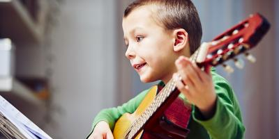 Why Music Is Good for Child Development, St. Peters, Missouri