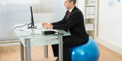 5 Tips to Keep Active While at Work, Fairport, New York