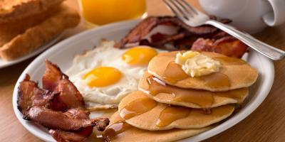 Why You Should Eat Breakfast, Wailuku, Hawaii