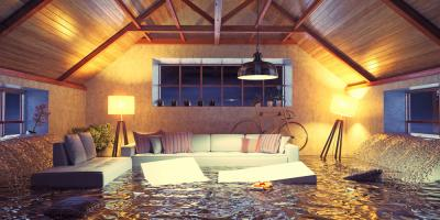 How Long Does It Take to Repair Water Damage?, Evergreen, Montana