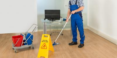3 Reasons Businesses Should Hire a Floor Cleaning Company, Butler, Ohio