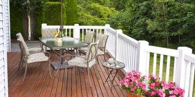 3 Benefits of Installing an Aluminum Railing on Your Deck, Norwood, Ohio