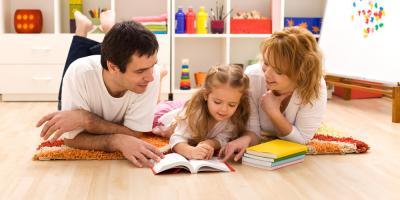 3 Best Types of Kid-Friendly Flooring, Hamden, Connecticut