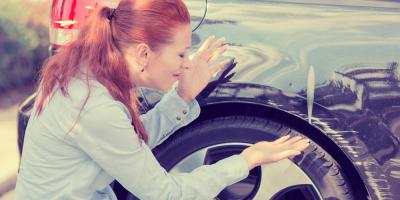Fender Benders: How This Small Auto Collision Can Result in Big Problems, Cincinnati, Ohio