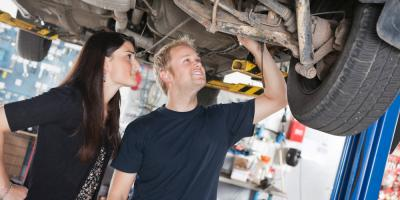 4 Signs That Your Vehicle Needs New Shocks & Struts, Florissant, Missouri