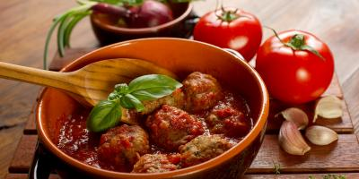 The History of the Meatball, Chili, New York