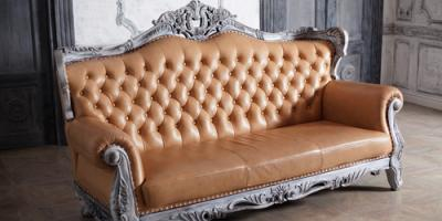 How & When You Should Clean Leather Furniture, Victor, New York