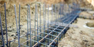 Why Does Concrete Need Metal Rebar?, Cincinnati, Ohio