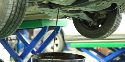 The Effects of Used Engine Oil & What to Do With It After a Change, Kahului, Hawaii