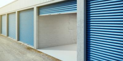 A Brief History of Storage Units, Bellflower, California