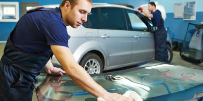 Auto Glass Installation: 3 Reasons to Replace That Cracked Windshield Today, Hilton, New York