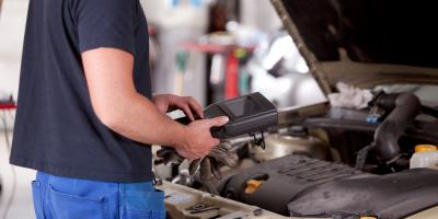 Do's & Don'ts for Driving an Automatic Transmission, Grand Island, Nebraska