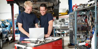 What's the Difference Between an Auto Body Shop & a Repair Facility?, Evergreen, Montana