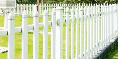 Top 5 Reasons to Install a Wood Fence Around Your Property, Knoxville, Illinois