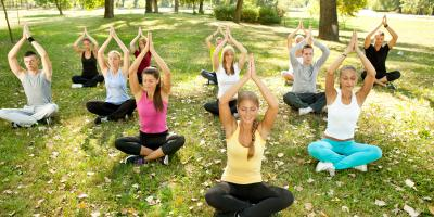 3 Yoga Poses for People with Parkinson's, Marlborough, Connecticut