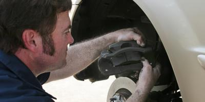 How to Check Your Pads for Necessary Brake Repairs, Honolulu, Hawaii