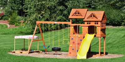 3 Tips for Positioning Your Play Set, Broken Arrow, Oklahoma