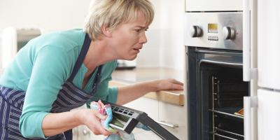 5 Common Signs You Need to Schedule an Oven Repair , Ogden, New York