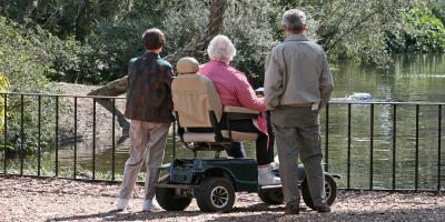 Top 3 Ways Mobility Power Scooters Will Improve Senior Life, Burnsville, Minnesota