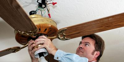 3 Reasons to Hire an Electrical Contractor to Install Your Ceiling Fan, Fennimore, Wisconsin