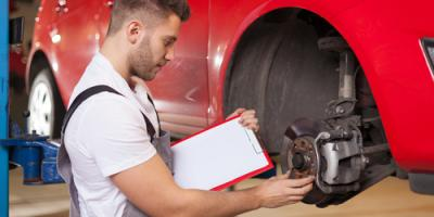 Auto Repair Specialist Shares 5 Signs Your Brakes Might Be Failing, Kalispell, Montana