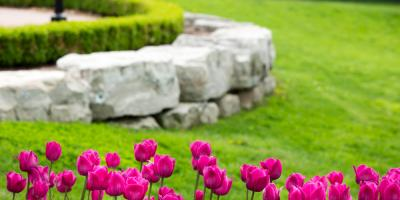 How Can a Retaining Wall Benefit Your Yard?, Le Roy, New York