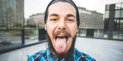 How Oral Piercings Affect Dental Health, Gates, New York