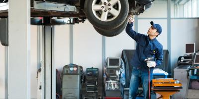 A Brief Guide to Car Suspensions, Geneseo, New York