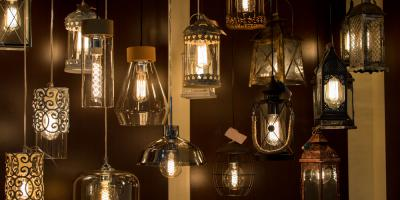 How to Determine the Right Kind of Bulbs for Your Light Fixture, Lexington-Fayette Northeast, Kentucky