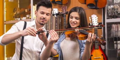 Buy Used Musical Instruments for a Fraction of the Price at AZ Pawn, Norwich, Connecticut