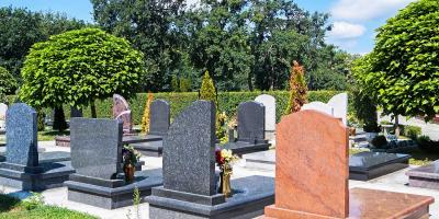 What's the Difference Between Grave Markers & Headstones?, Phoenix, New York