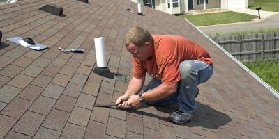 What Should You Do With a Leaking Roof After a Storm?, McKinney, Texas