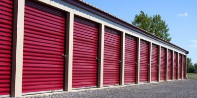 How to Pick the Right Rental Storage Unit Size, Rochester, New York