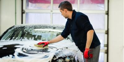 Full-Service Car Wash Explains Why to Clean Stains Immediately, Warwick, New York