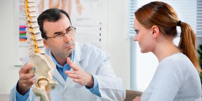 How to Explain Your Back Pain to a Chiropractor, Dardenne Prairie, Missouri
