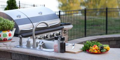 What Are the Best Materials for Outdoor Kitchen Countertops?, Red Bank, New Jersey