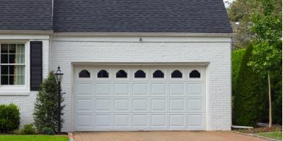 How to Choose Hardware for Garage Doors, Maui County, Hawaii