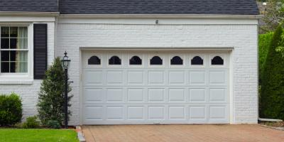 A Guide to Garage Door Safety Sensors, Ballwin, Missouri